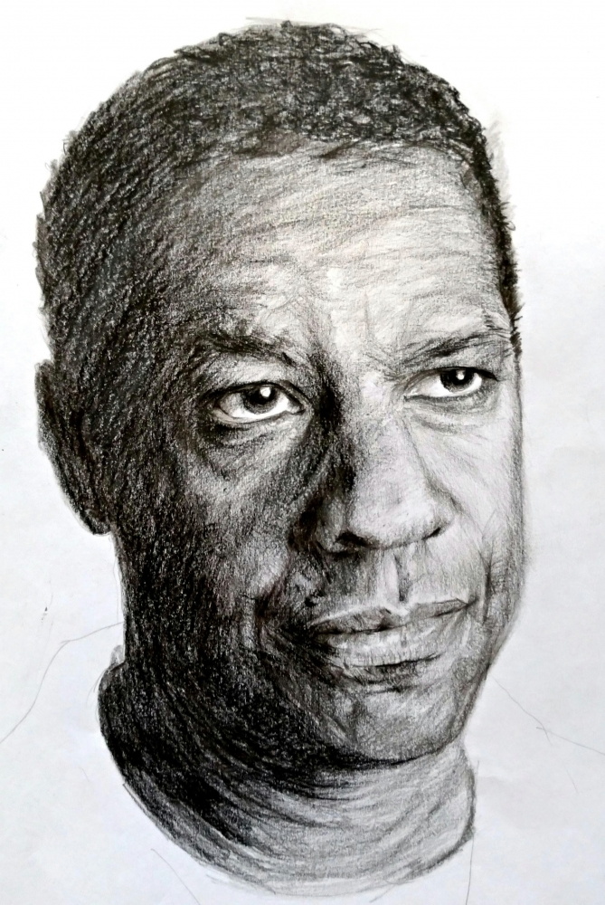 Denzel Washington par linshyhchyang